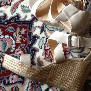NY&C tan Wedge Heel